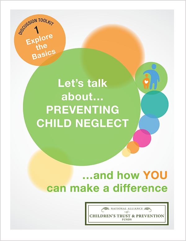 Preventing Child Neglect Training 1 Toolkit