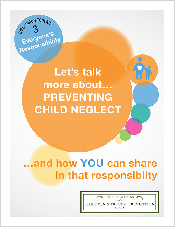 Preventing Child Neglect Training 3 Toolkit