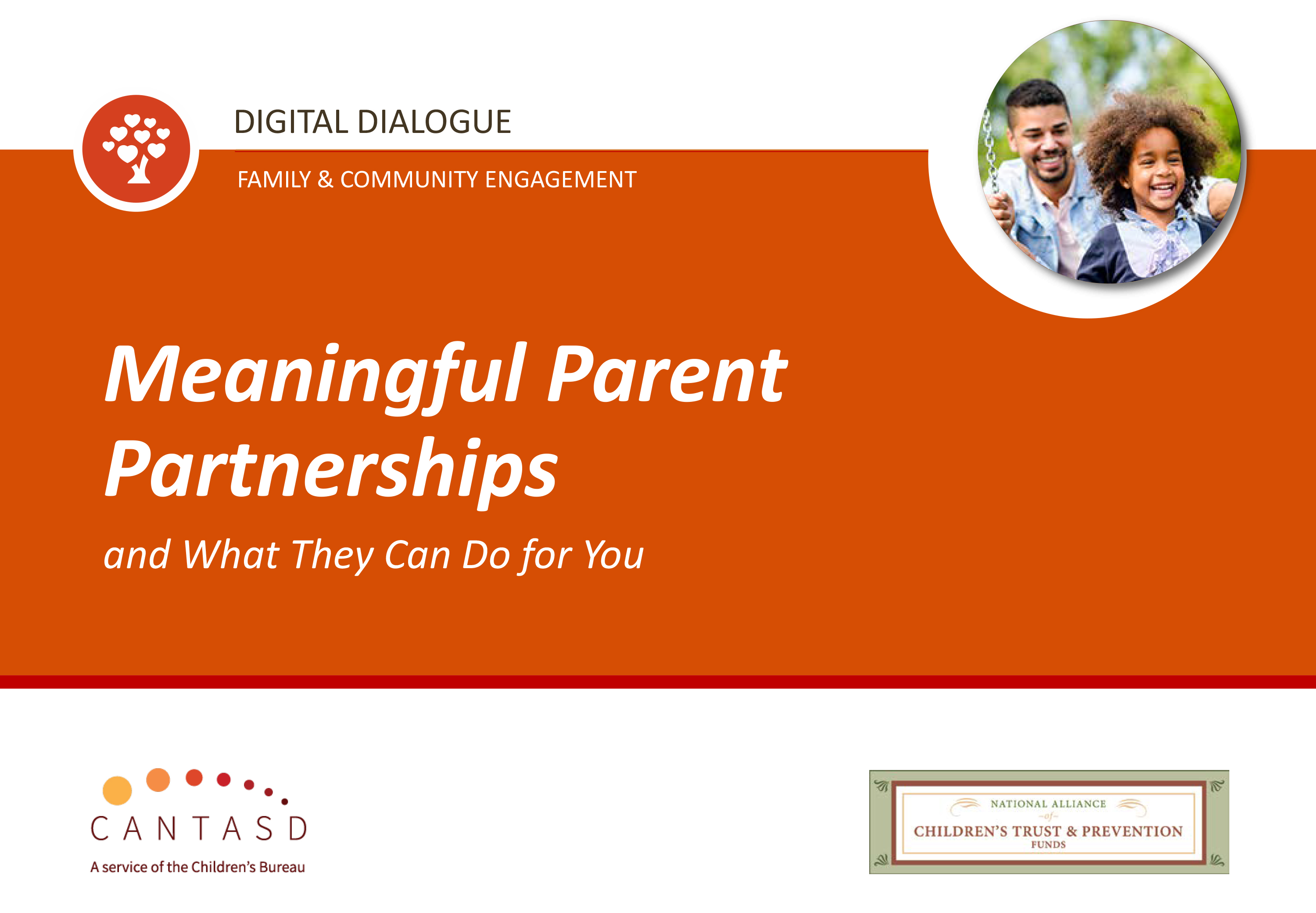 Meaningful Parent Partnerships and What They Can Do for You - This link opens in a new window.
